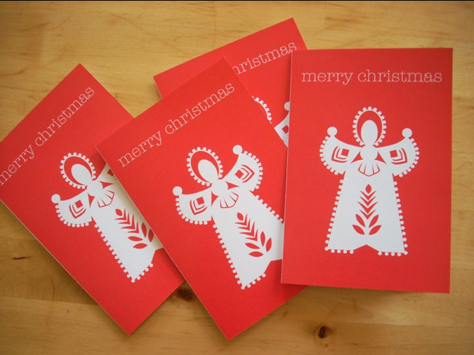 magmal design | christmas cards